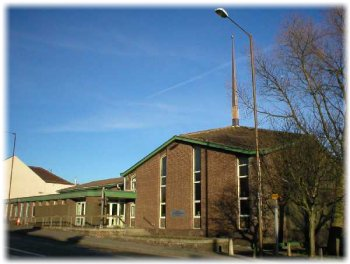Consett Methodist Church